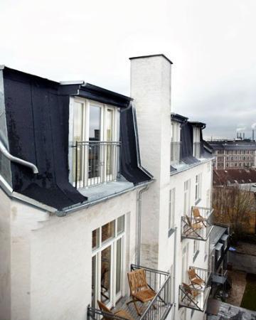 Bertrams Guldsmeden - Copenhagen: Balconies