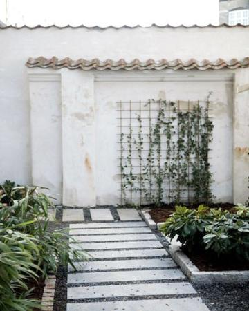 Bertrams Guldsmeden - Copenhagen: Courtyard Garden