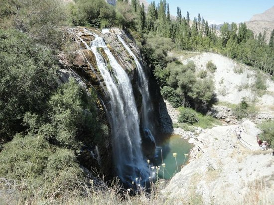 Erzurum, Turkey: Tortum Waterfall