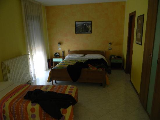Hotel Giampy: camera1