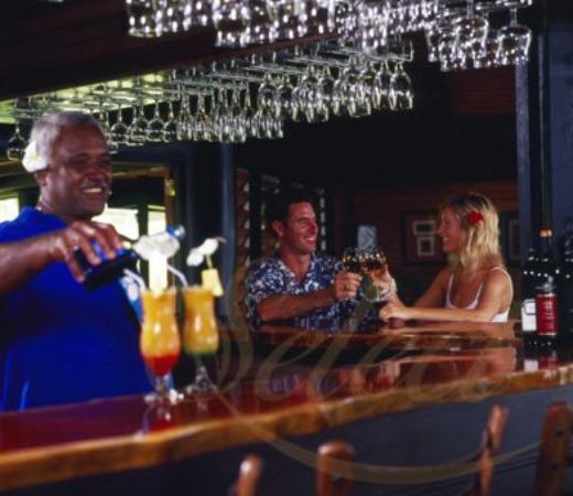 Taveuni Island Resort & Spa: Bar/Lounge