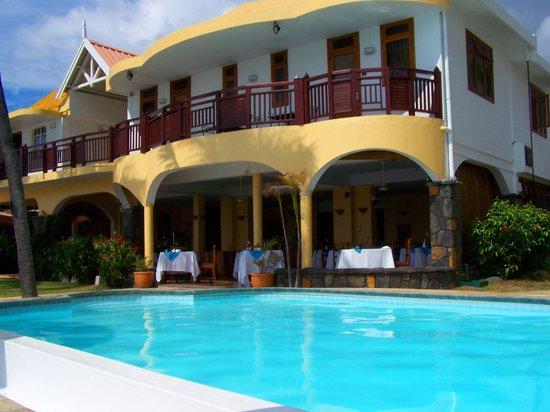 Gold Beach Resort: Depuis la chambre C1