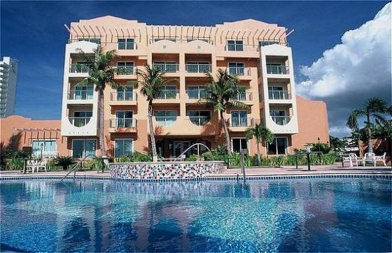 Hotel Santa Fe Guam: Oceanfront Rooms