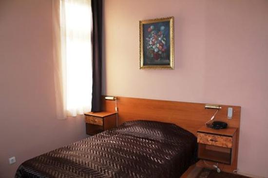 วิลล่า โฮเต็ล คริสทอล: Guest Room