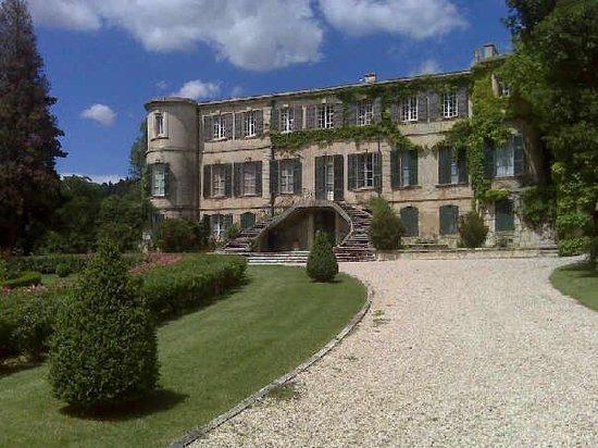 Château d'Estoublon
