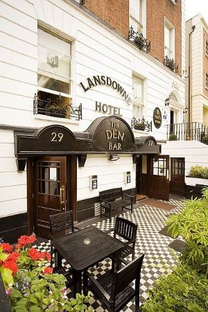 Photo of Lansdowne Hotel Ballsbridge Dublin
