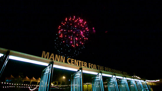 Mann Center for the Performing Arts