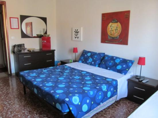 Bed & Breakfast Testaccio: my bedroom