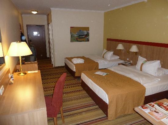 2-bett-zimmer - picture of leonardo hotel wolfsburg city center, Hause deko