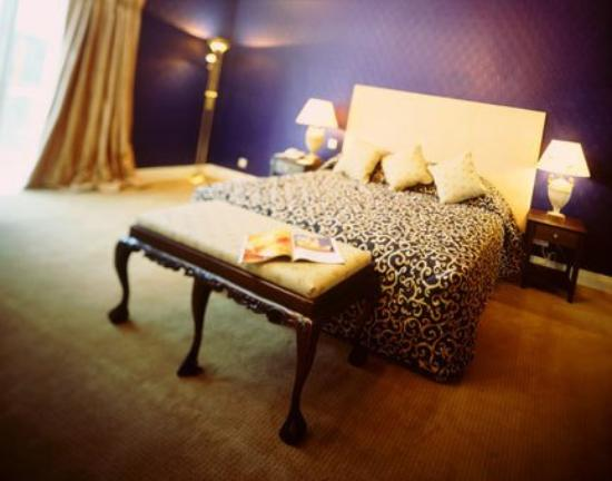 Athenaeum House Hotel: Delux Room