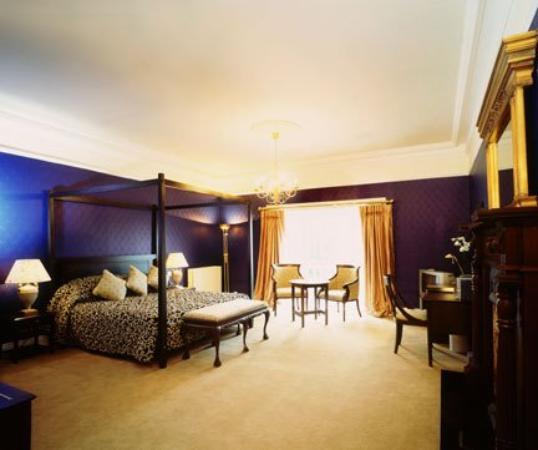 Athenaeum House Hotel: Athena Suite