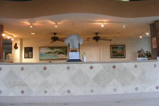 Divi Southwinds Beach Resort: Lobby