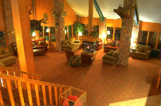 Fairmont Hot Springs Resort: Hotel Lobby - Fairmont