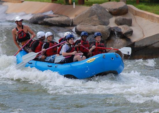U.S. National Whitewater Center: US National Whitewater Center