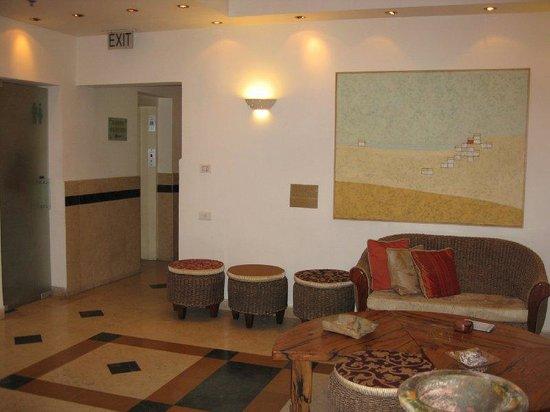 Hotel de la Mer: Lobby