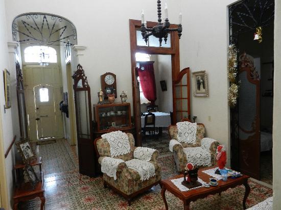 Casa Mayor: Im Inneren des Hauses