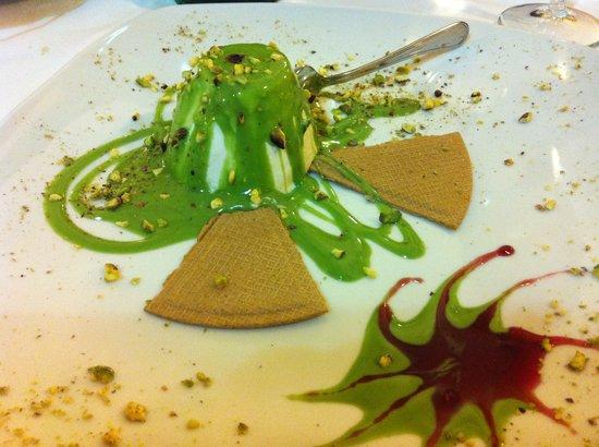 Al Girone dei Golosi: Ottimo dessert da mangiare con gli occhi