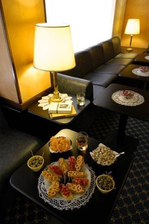 Hotel Accursio: Lounge