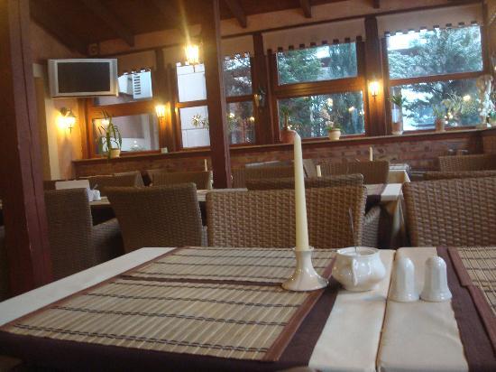 Diament Vacanza Hotel : restaurant