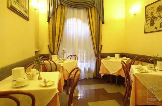 Hotel Luxor: Restaurant