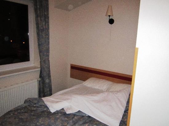 Ecotel Vilnius: a minha cama