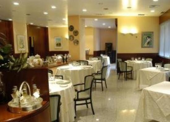 Hotel Excelsior Magenta: Breakfastroom