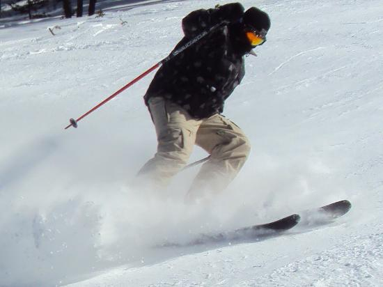 Winter Park Mountain Lodge: powder