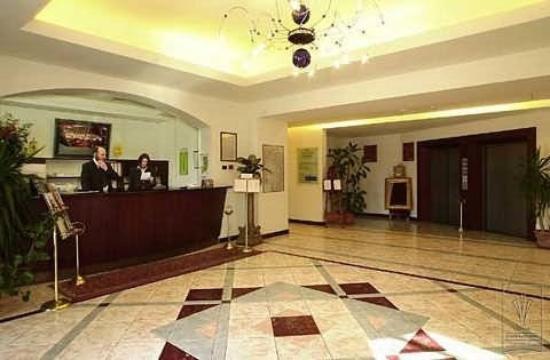 Park Hotel Ripaverde : Interior