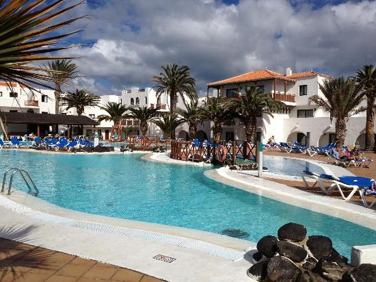 Heated Swimming Pool Picture Of Hotel Hesperia Bristol Playa Corralejo Tripadvisor