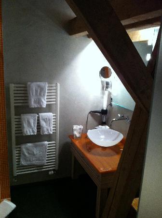 Hotel zur Kloster-Muehle: Bad