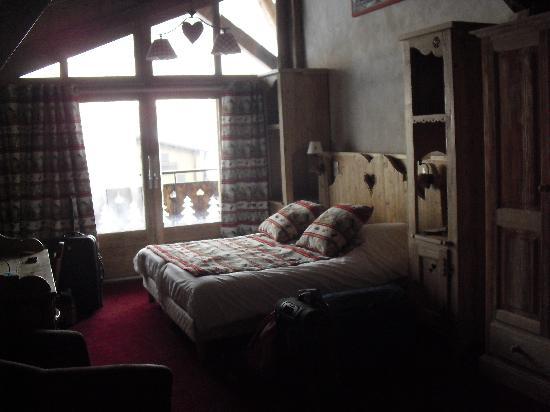 Hotel L'Equipe: Room 308