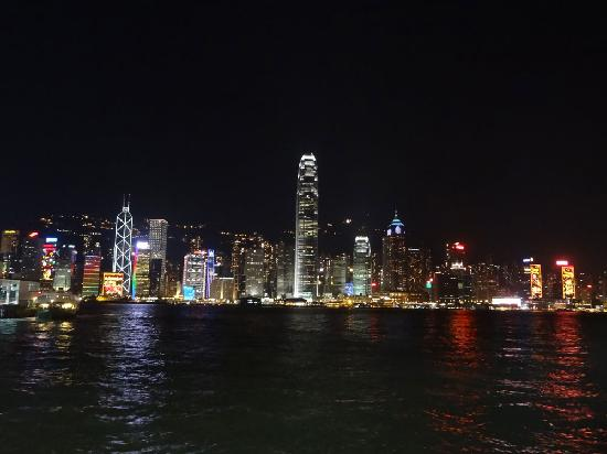 Hong Kong, China: Victoria Harbour