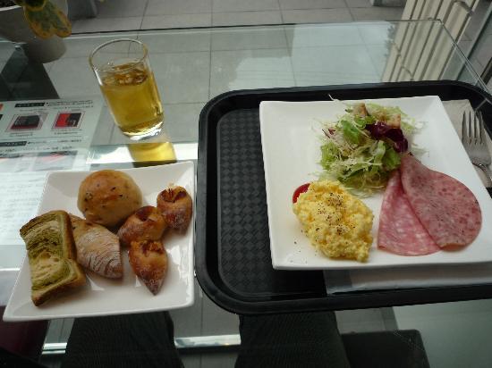 Hotel Brighton City Osaka Kitahama: 朝食
