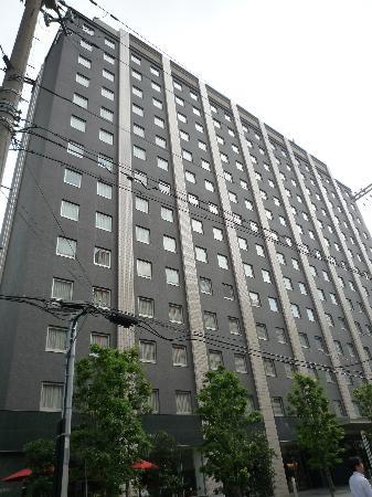 Hotel Brighton City Osaka Kitahama: 建物外観