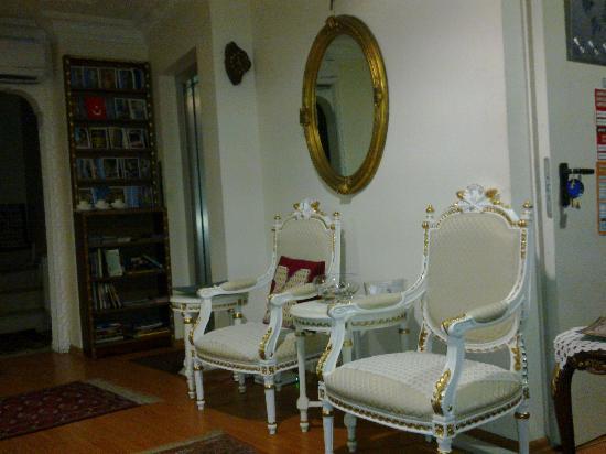 Ada Hotel Istanbul: Lobby