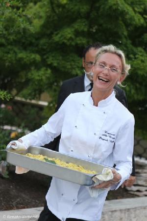 Ristorante Alla Borsa : Nadia Pasquali ed i tortellini del Borsa