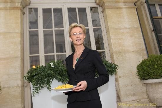 Ristorante Alla Borsa : Nadia Pasquali, il Catering del Borsa Valeggio