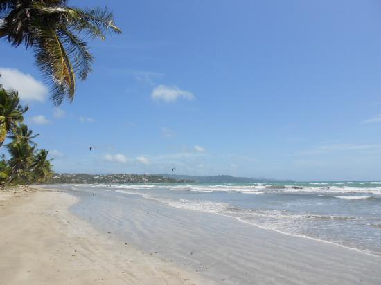 Magdalena Grand Beach & Golf Resort: lovely 2 mile beach walk