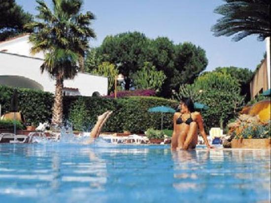 Grand Hotel Terme di Augusto: Pool