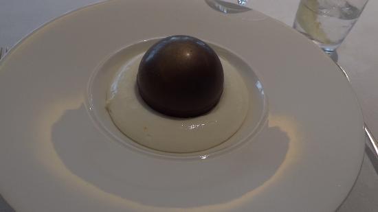 Petrus: Dessert.