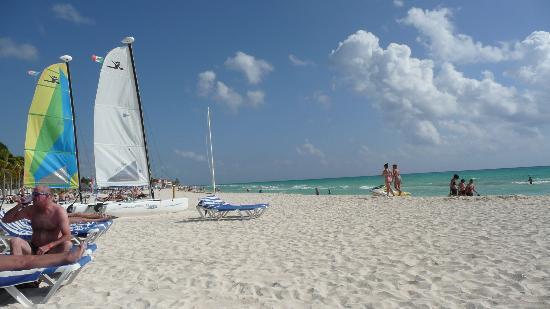 Viva Wyndham Azteca : spiaggia