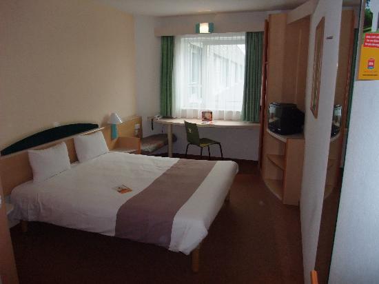 Ibis Luebeck City: Zimmer