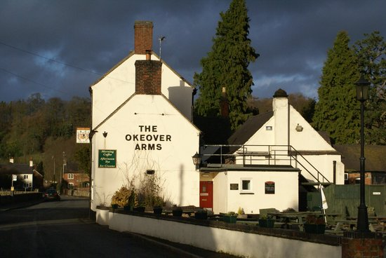 ‪The Okeover Arms‬