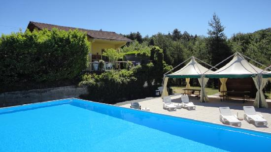 Campeggio Naturista Costalunga : Other view of swimming pool