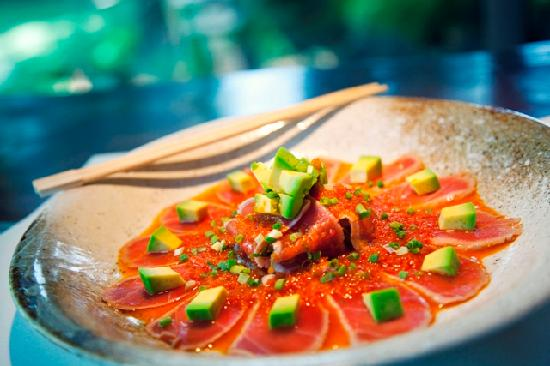 Samurai Restaurant: Caribbean Salada
