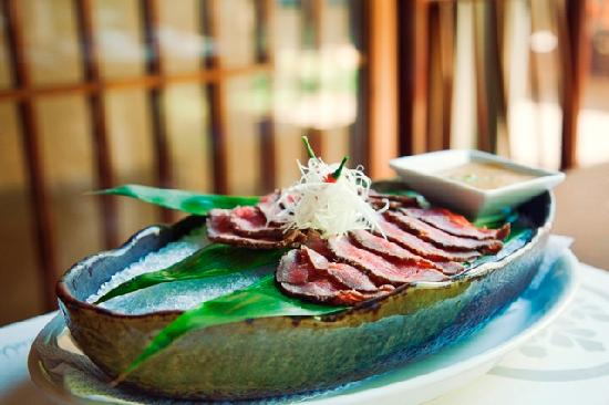 Samurai Restaurant: Carpaccio