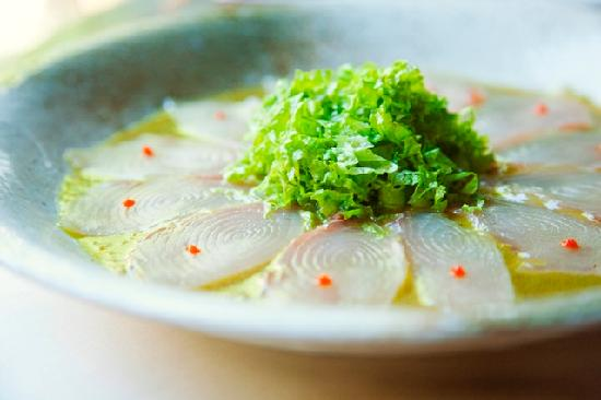 Samurai Restaurant: Yo Salada