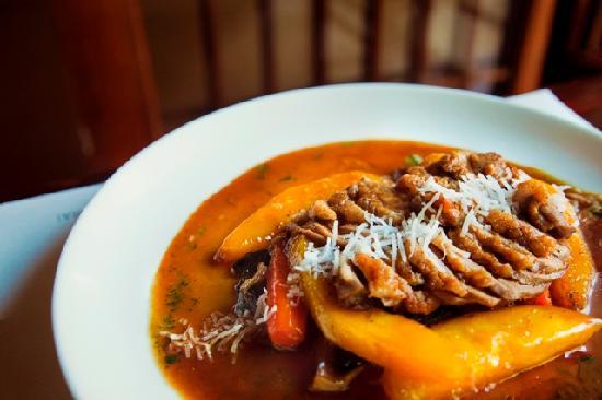 Samurai Restaurant: Pato en Salsa de Mango