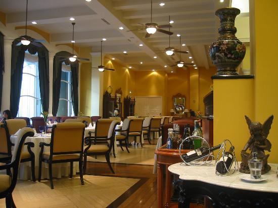 Quinta Real Villahermosa : Restaurant