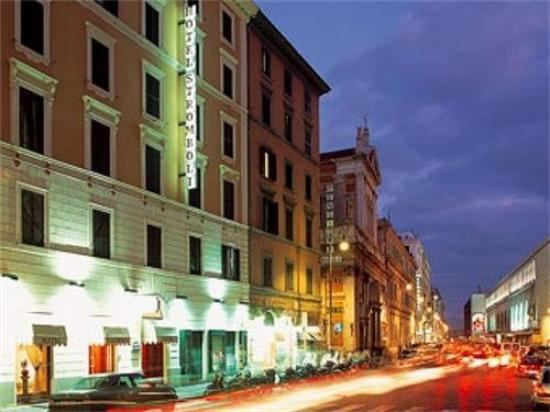Hotel Stromboli: Exterior View